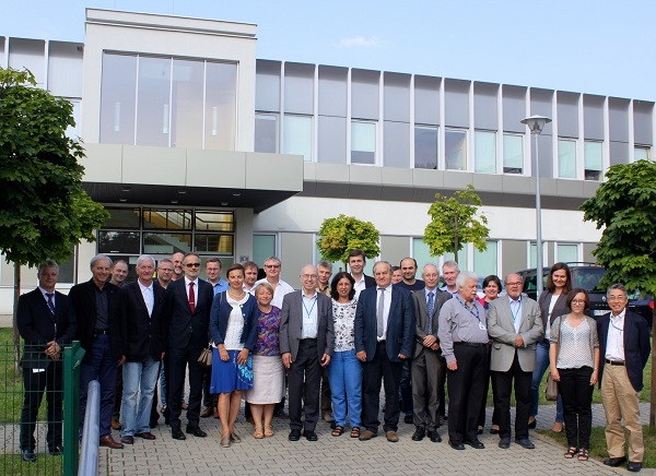 Piąte posiedzenie Międzynarodowego Komitetu Doradczego CCB